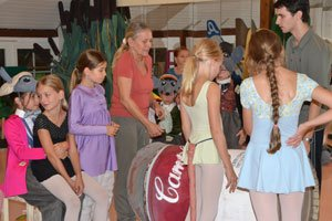 Kindermusical Claudia Corti