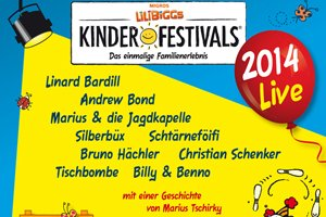 Lilibiggs Kinder-Festivals CD