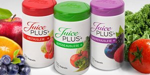 Wir verlosen Juice PLUS+ Test-Pakete