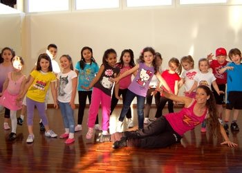 Zumba macht Ihre Kinder fit