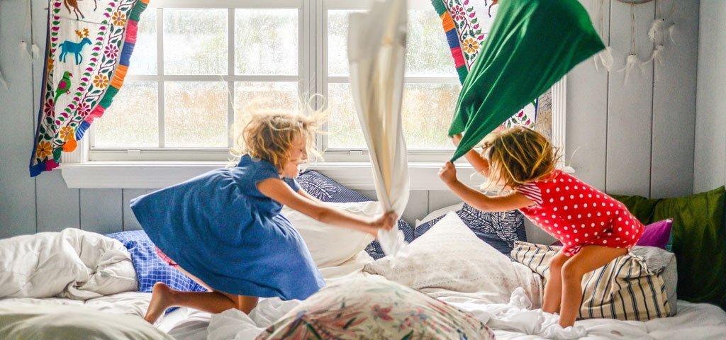 Wie laut dürfen Kinder sein? Was das Schweizer Mietrecht über Kinderlärm in der Mietwohnung sagt