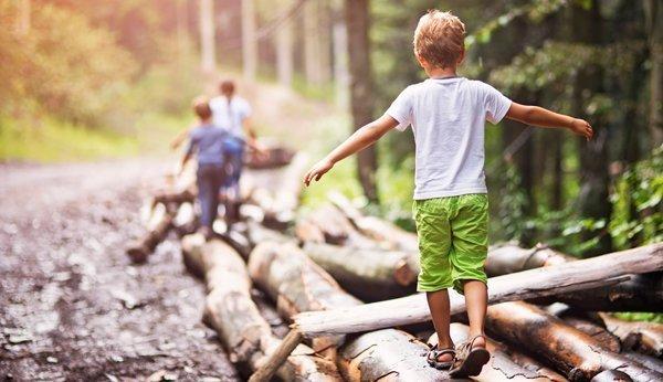 Abwechslungsreiche Aktivitäten mit Kindern in den Frühlingsferien.