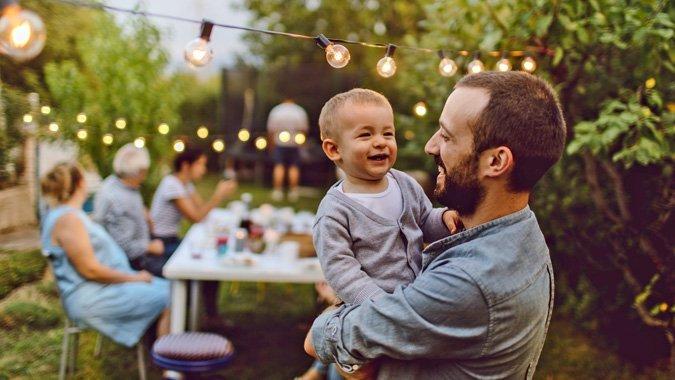 Alternativen zur Taufe: Das Kind im Leben begrüssen