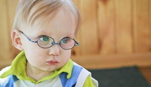 baby brille