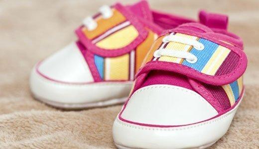Kinderschuhe: Wie viele Schuhe braucht ein Kind in welchem