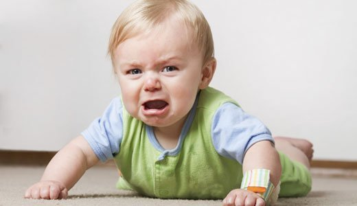 Crying babies make life difficult for parents.  baby cries all the time