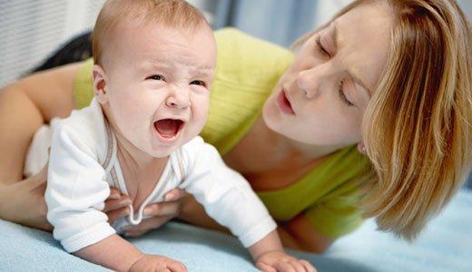 Erkältung Beim Baby Tipps Gegen Husten Und Schnupfen