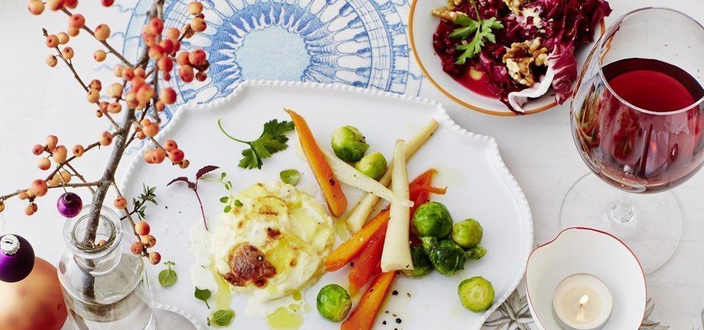 Weihnachtsmenü Vegetarisch.Vegetarische Weihnachtsmenüs Feine Rezepte Für Das Fest