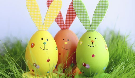 Bastelideen Für Ostern