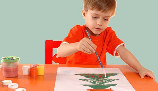 Weihnachtskarten basteln ideen f r kinder for Weihnachtskarten basteln kinder