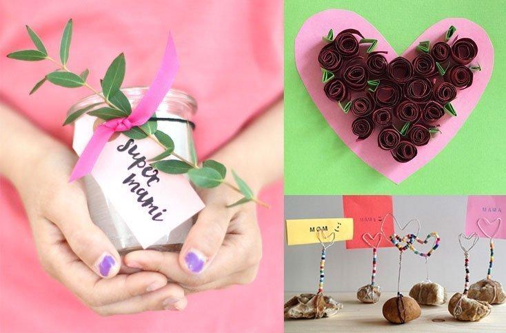 Muttertagsgeschenke Selber Basteln Funf Schone Ideen