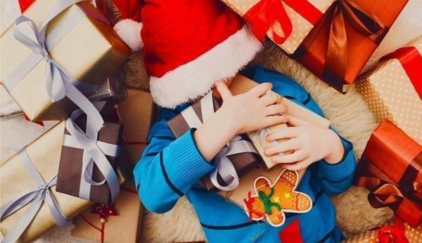 Geschenke Fur Kinder An Weihnachten