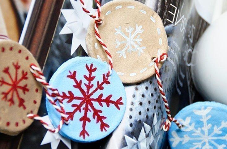 Suche Schöne Weihnachtsdeko.Weihnachtsdeko Selber Machen Ideen Zum Basteln Mit Kindern