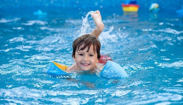 Regeln Schwimmen
