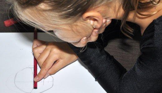 Zeichnen lernen: Tipps für Kinder von der Expertin