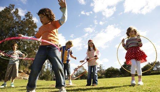 Kindergeburtstag Spiele Fur Draussen