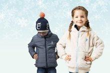 Wir verlosen zwei funktionelle Kinderjacken und eine warme Mütze
