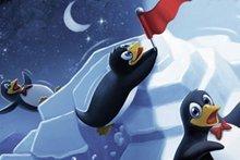 Gewinnen Sie ein Plitsch Platsch Pinguin