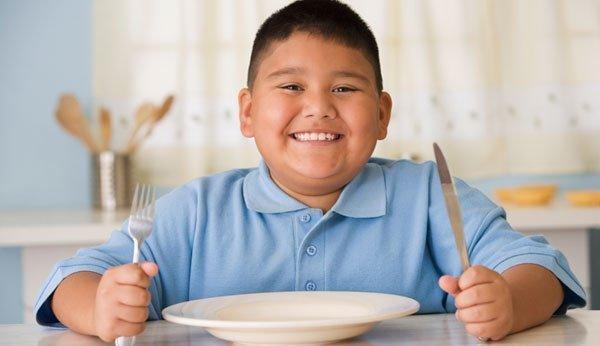 Diät für Kinder