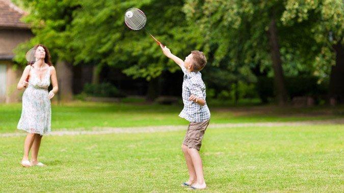 Eltern müssen keine Sportcracks sein, um Kinder für Sport zu begeistern
