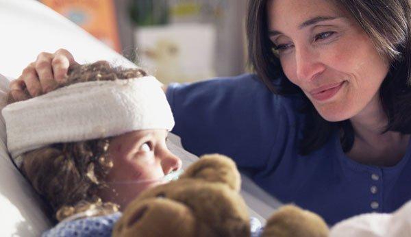 Kinder Im Spital Was Eltern Wissen Sollten
