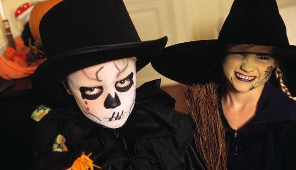 Halloween Kostume Selber Machen