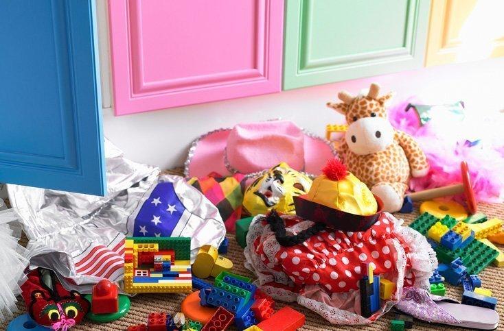Mit 8 cleveren tricks das kinderzimmer entr mpeln - Zimmer entrumpeln ...