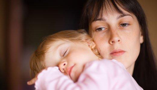 Beziehung Mit Kind Unglücklich