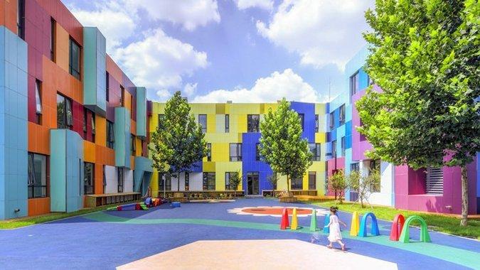 Die schönsten Kindergärten der Welt