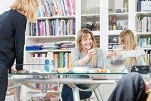 Acht Kinder und Karriere: Die Tricks von Marianne Botta