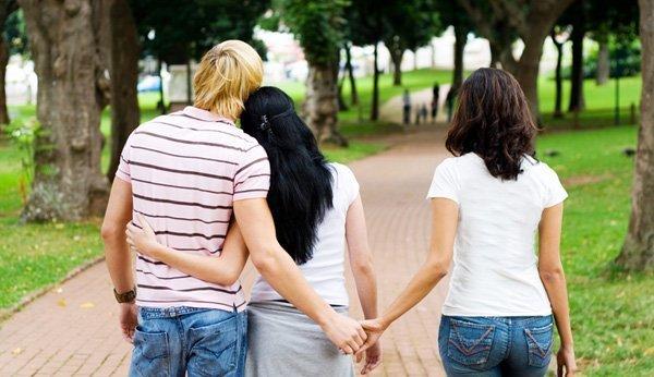 Frau Will Offene Beziehung