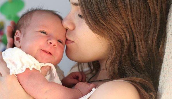 Frauen Bei Der Geburt