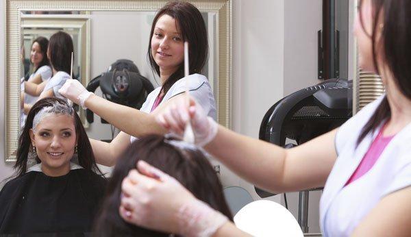 Darf man haare farben bei schwangerschaft