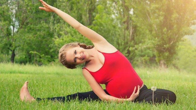 Schwangerschaftsyoga: aktive Entspannung für Mutter und Kind