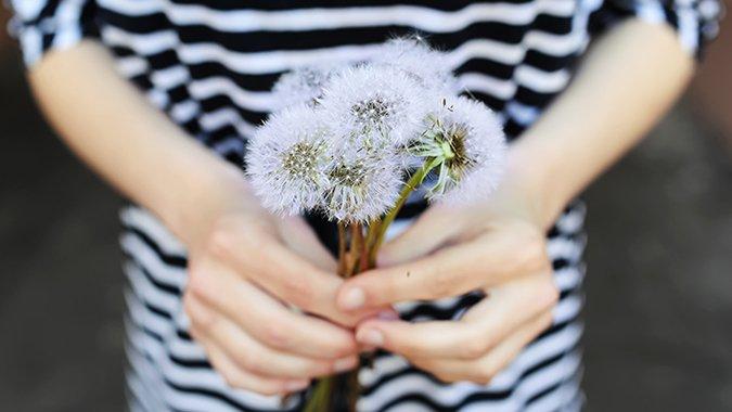 Was schützt Kinder vor Allergien?
