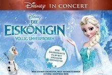 Wettbewerb: Freitickets für «Disney in Concert - Die Eiskönigin» gewinnen