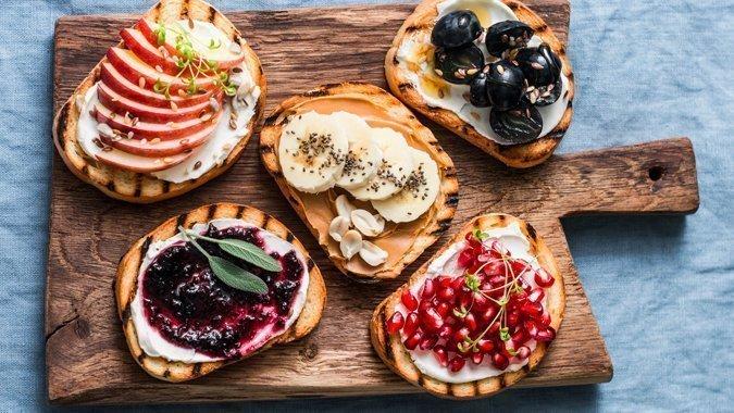 Oh Happy Day! 4 Rezepte für ein gesundes Frühstück