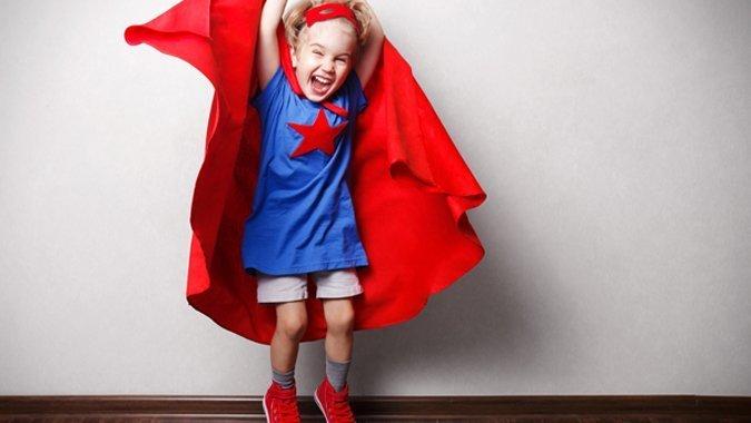 Super Kids! Herzige Ideen für Kinderkostüme