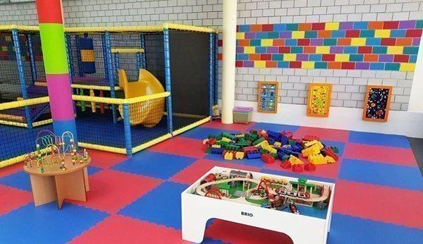 Spielhalle kinder