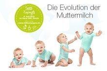 Die Evolution der Muttermilch