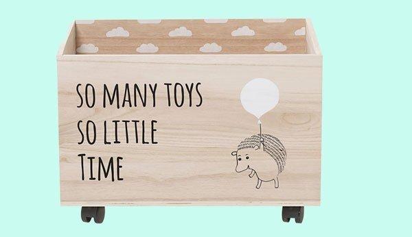 7 Clevere Ideen Zur Aufbewahrung Im Kinderzimmer