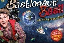 «Bastlonaut Basil und das grosse Glück» – Ein berührendes Musical für die ganze Familie