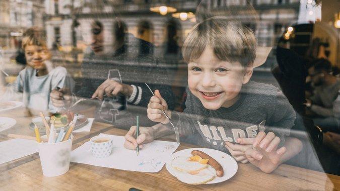 Entspannter Brunch mit Kindern in Zürich, Basel und Bern