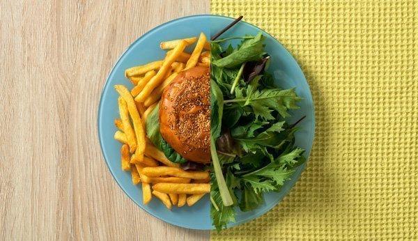 LDL-Cholesterin-Diät, um es zu senken