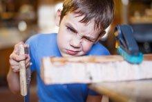 So stärken Sie das Durchhaltevermögen Ihres Kindes