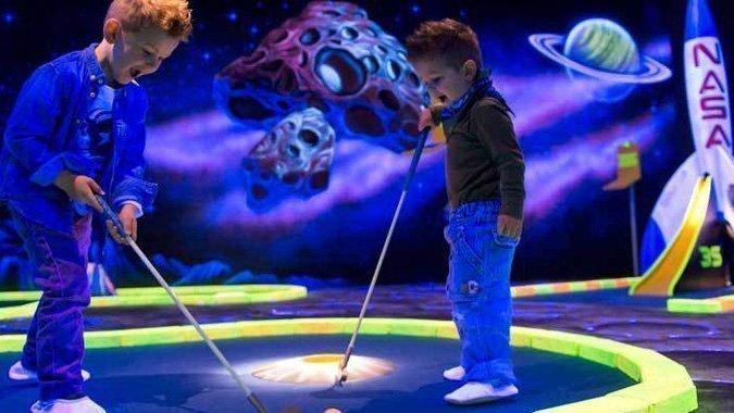 Gewinnen Sie ein Familienticket für das Kinderspielparadies «Formel Fun»!