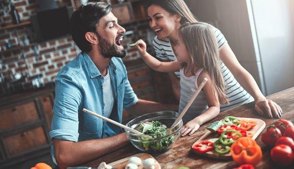 Wie gesund leben Sie und Ihre Familie