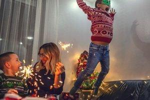 Silvester: So starten Sie mit der ganzen Familie gut ins neue Jahr