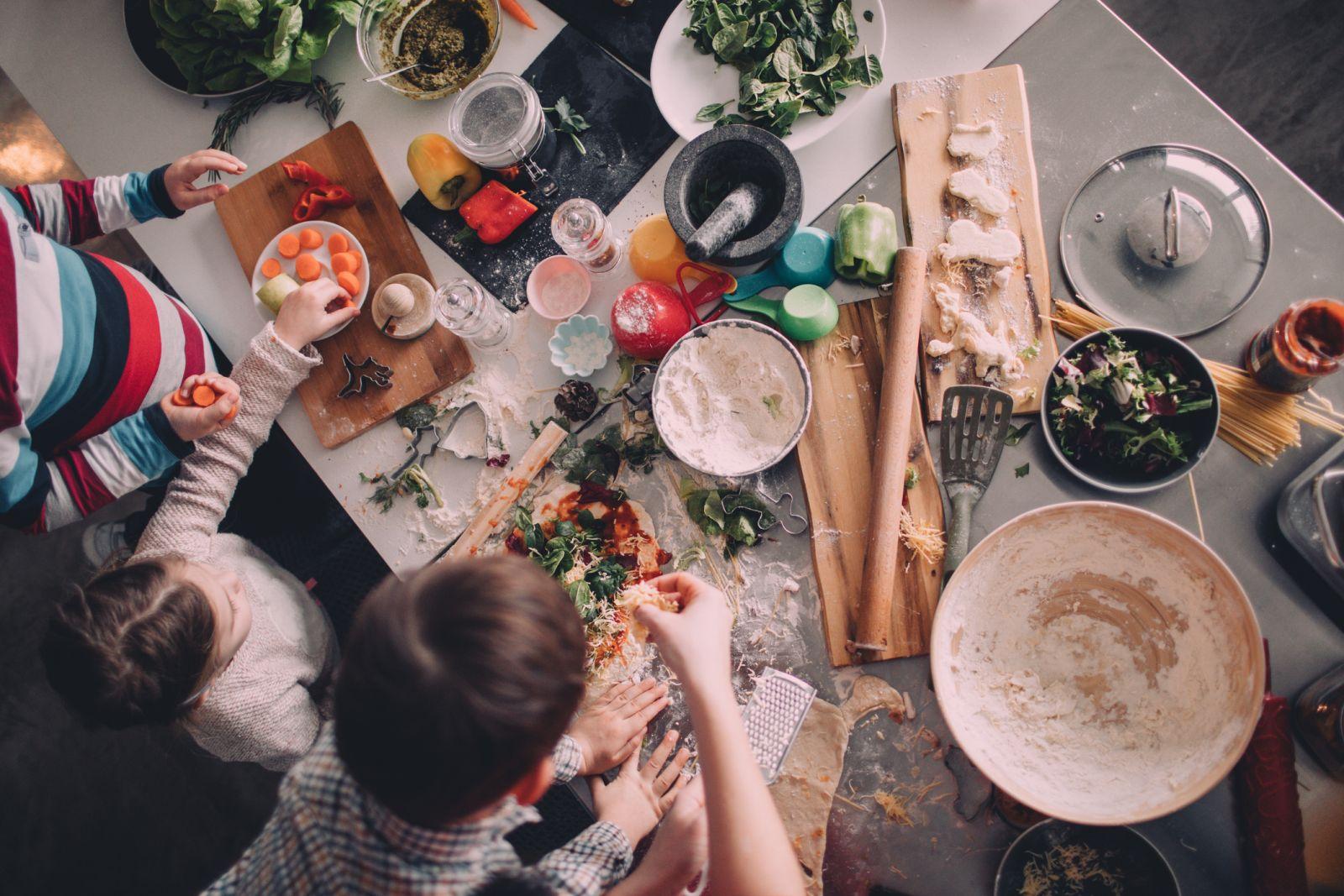 Kinder, Essen ist fertig: Dank diesen Foodbloggern schmeckt's allen