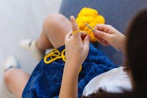 Einfach häkeln mit Kindern: Tolle Sachen aus Luftmaschen